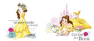 Bella y la Bestia Libros - Taza de cerámica