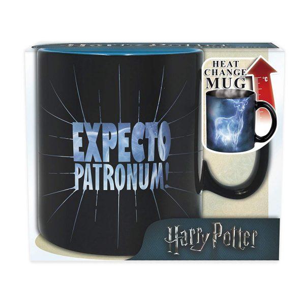 """Taza mágica de """"expecto patronum"""""""