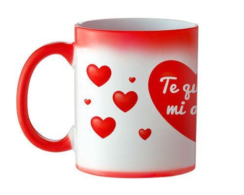 taza te quiero mi amor